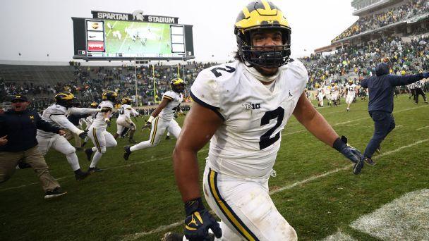 Michigan's 'revenge tour' rolls on: Is CFP in sight?