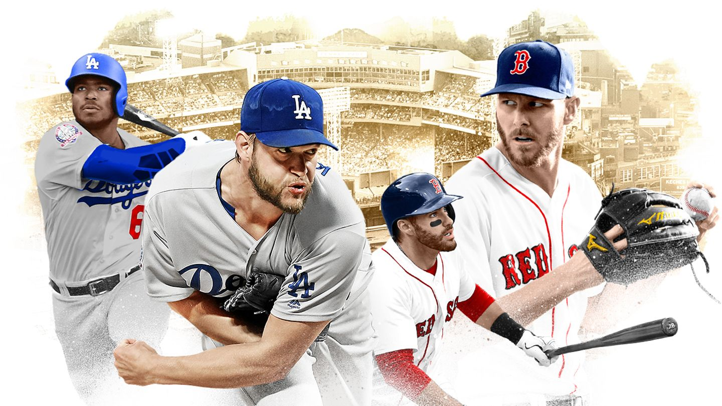Red Sox vs. Dodgers: A World Series clash with historic possibilities