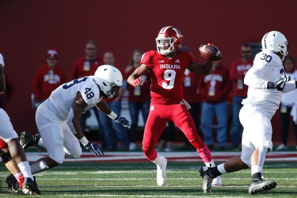 Indiana freshman QB Michael Penix out for season with torn ACL