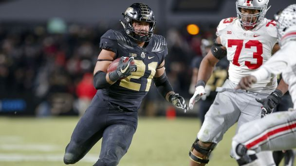 Ohio State-Purdue over/under among weekend's worst bad beats