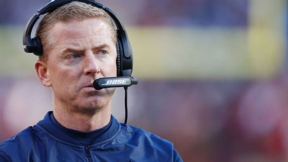 Jason Garrett is still on the clock all these years later