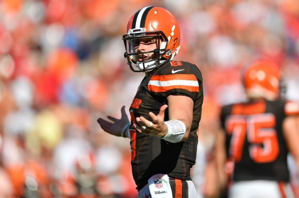 NFL knows hit on Browns' Baker Mayfield should have been flagged