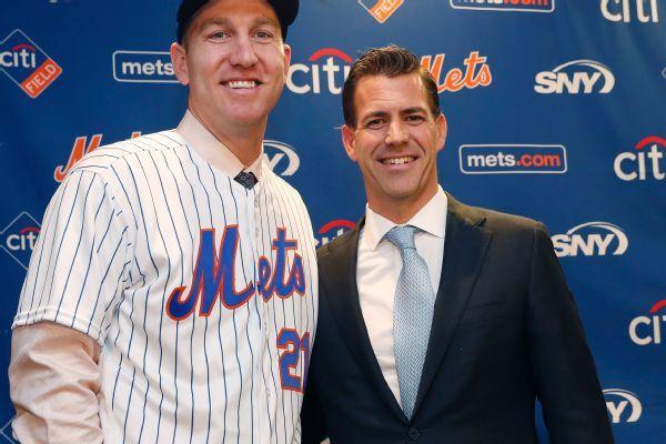 Brodie Van Wagenen, Doug Melvin, Chaim Bloom among Mets' GM finalists