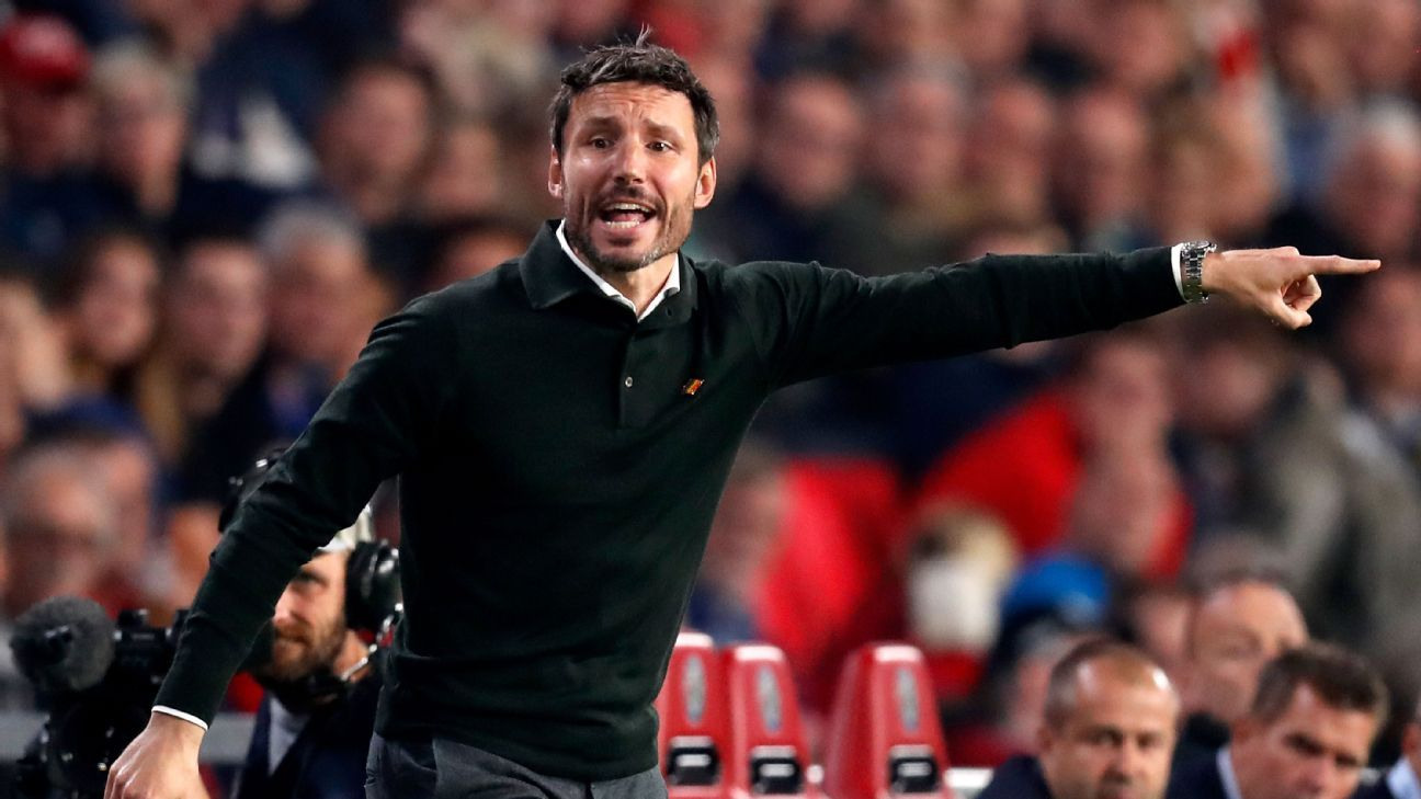 Mark van Bommel was a legend as a PSV player. Now he's a hero as manager