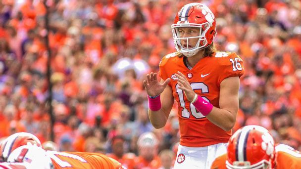 Clemson peaking at right time for another CFP run