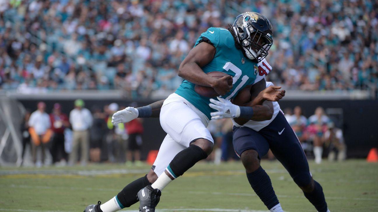 Jamaal Charles sugiere posible retiro tras corte en Jacksonville