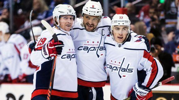 Rest-of-season fantasy hockey rankings: Week 4