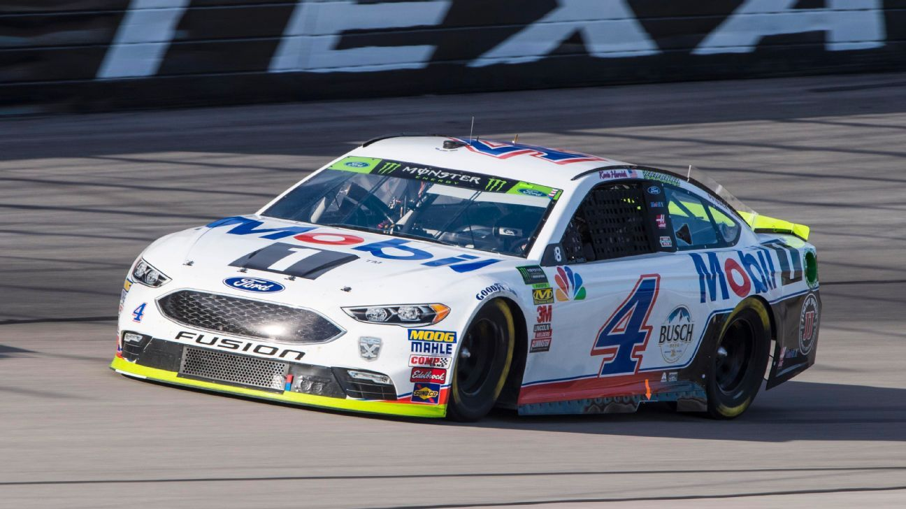 Kevin Harvick Finds His 'money Spot' En Route To Miami