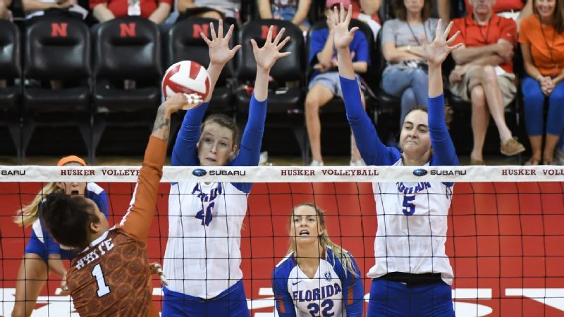 f9475f967a06 NCAA volleyball tournament -- How many players over 6-foot-6 do you see