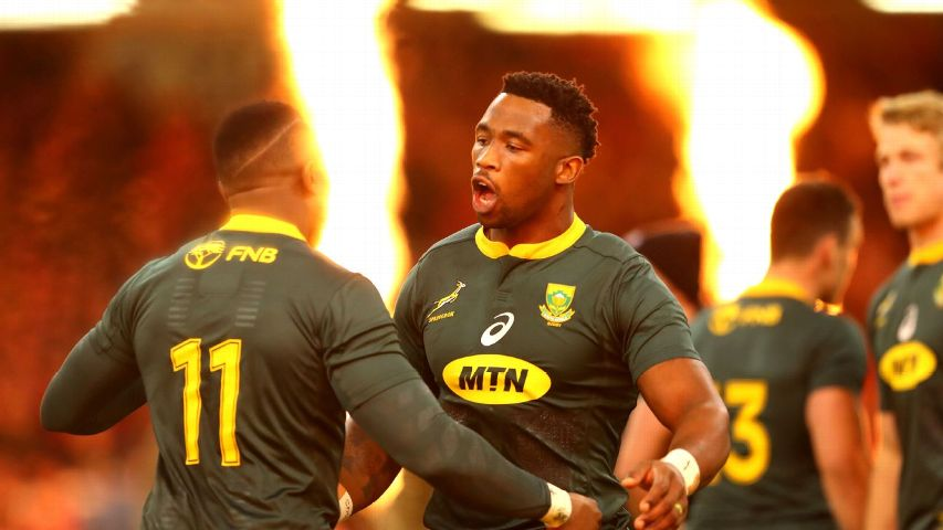fc207e4e7da Springboks fixtures confirmed for Rugby World Cup build up