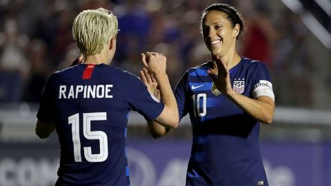 5cdf2b998dc Carli Lloyd and the U.S. women s national team will look to defend their  title at the