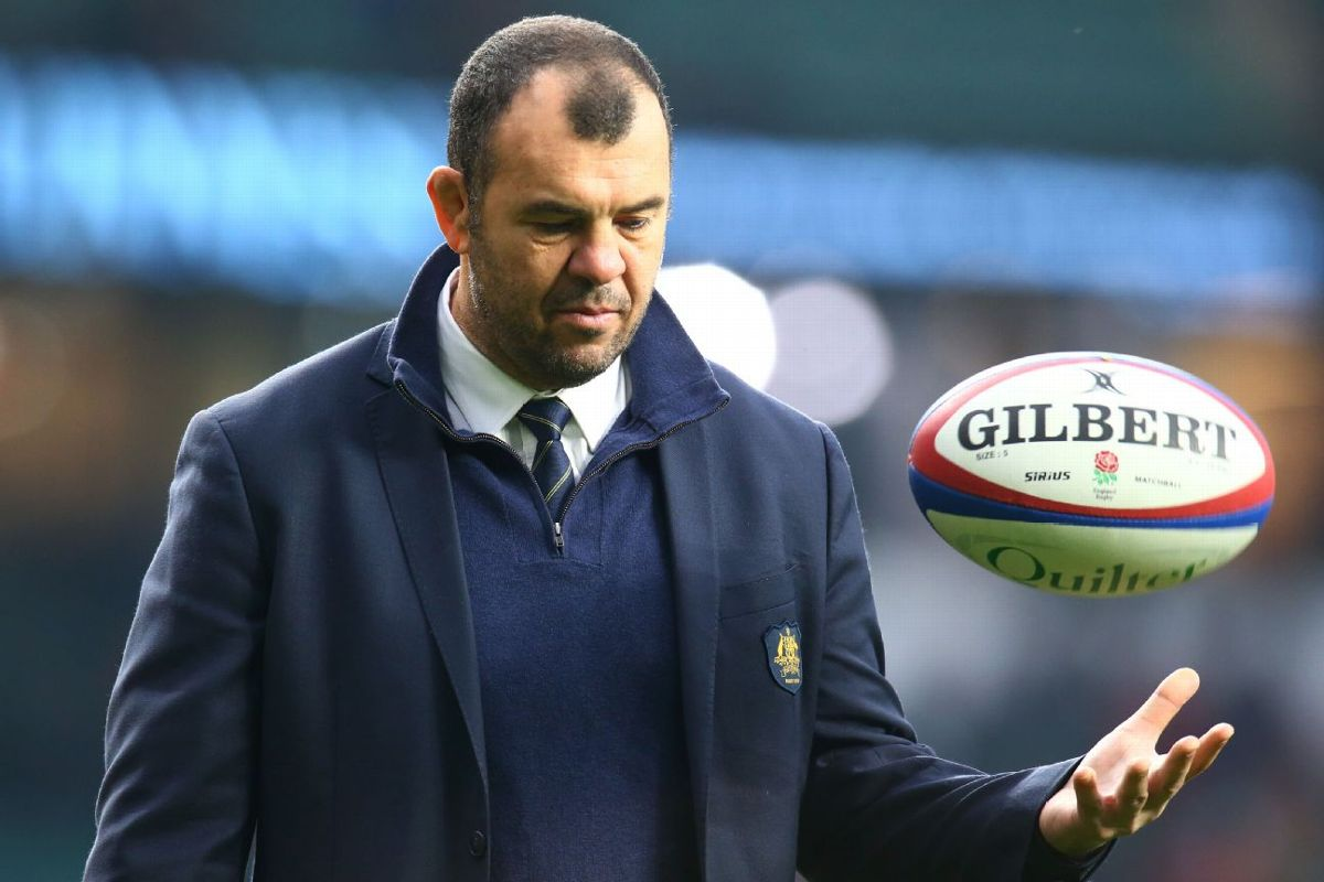 Michael Cheika to front Rugby Australia as calls for David