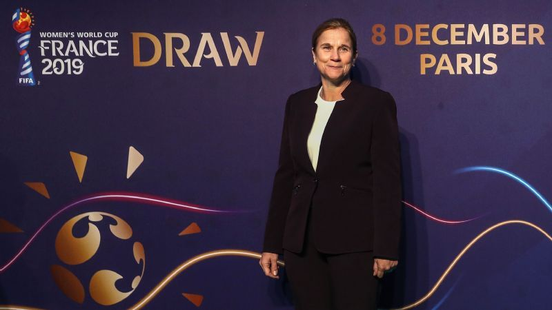 cdbb4972d FIFA Women s World Cup 2019 - U.S. women could face nightmarish ...