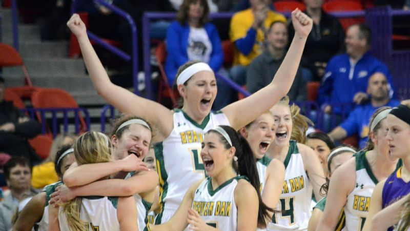 A Tiny Town Called Beaver Dam Has One Of The Best Girls Basketball