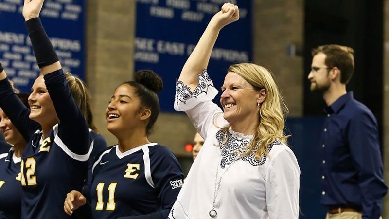 Alabama announces Devine as new head volleyball coach