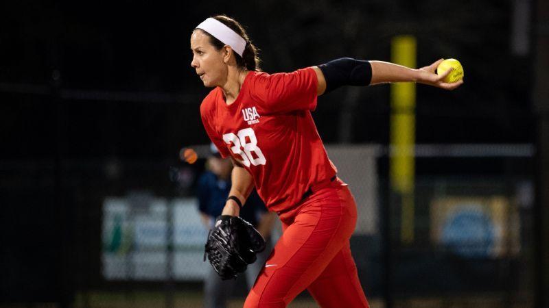 USA Softball pairs aces Cat Osterman, Monica Abbott on 2019 national