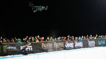 X Games Aspen results and recaps, event info, gold medal runs