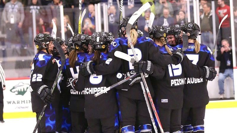 How The Minnesota Whitecaps Are Finding Success In The Nwhl