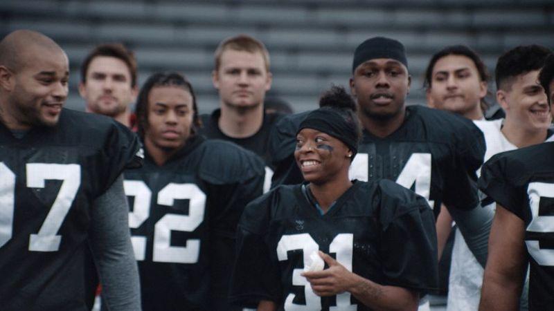 Super Bowl Ad Features Trailblazing Free Safety Toni Harris I Ve