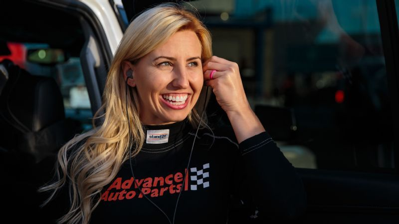 Courtney Force - Right time to leave, but 'never say never