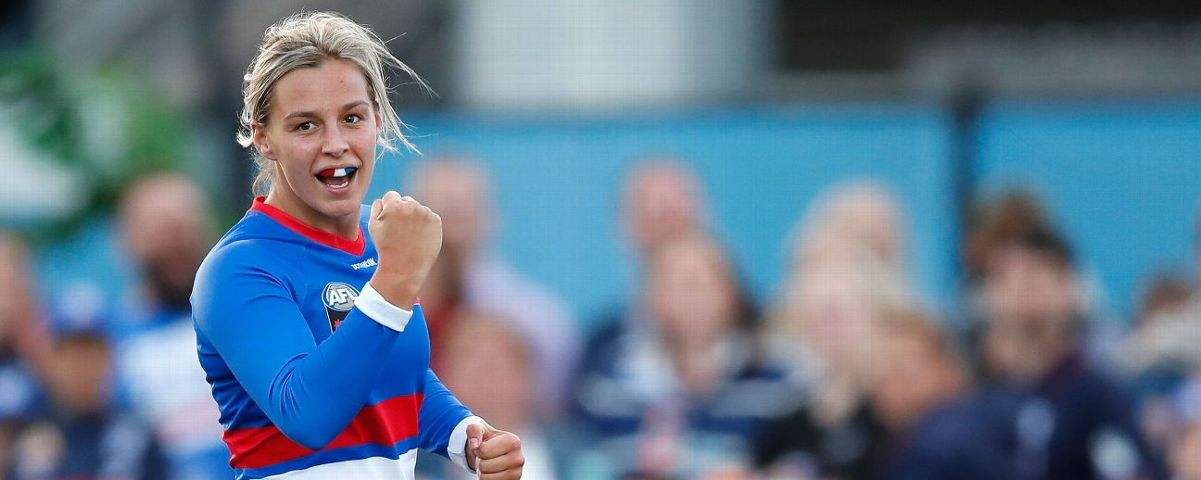 Aflw Premiers Western Bulldogs Overcome Geelong Cats