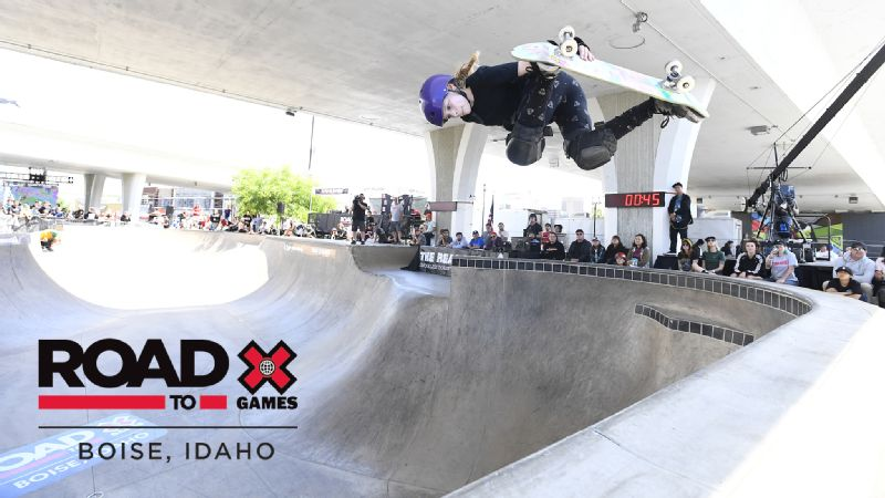 Road To X Games Boise Qualifier Returns On June 28 29