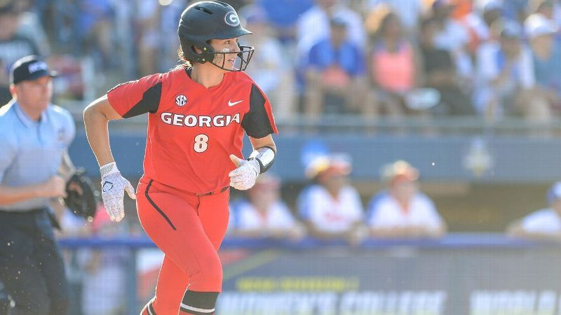 No. 9 Georgia tops Buffalo in five