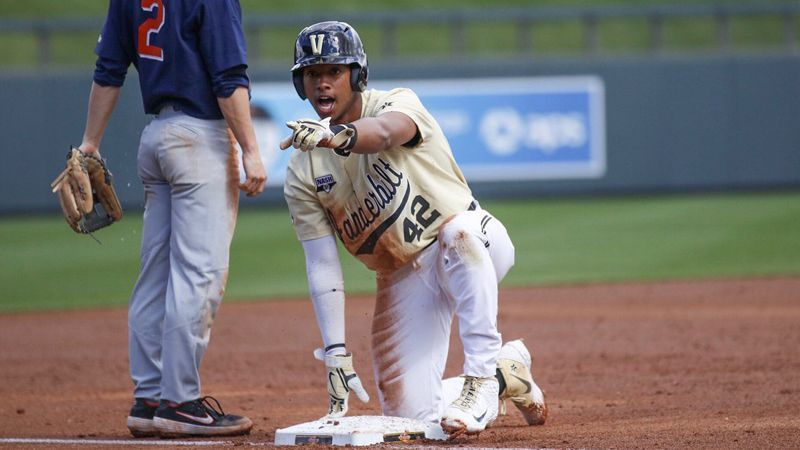 No. 2 Vanderbilt powers past No. 24 CSU Fullerton