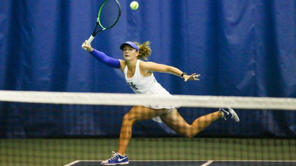 Week 5: Women's Tennis Weekly Honors