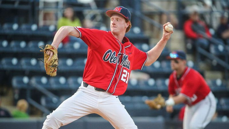 No. 20 Rebels walk off by run rule