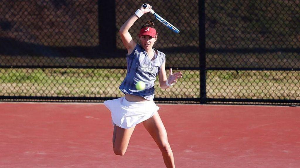 Week 12: Women's Tennis Weekly Honors