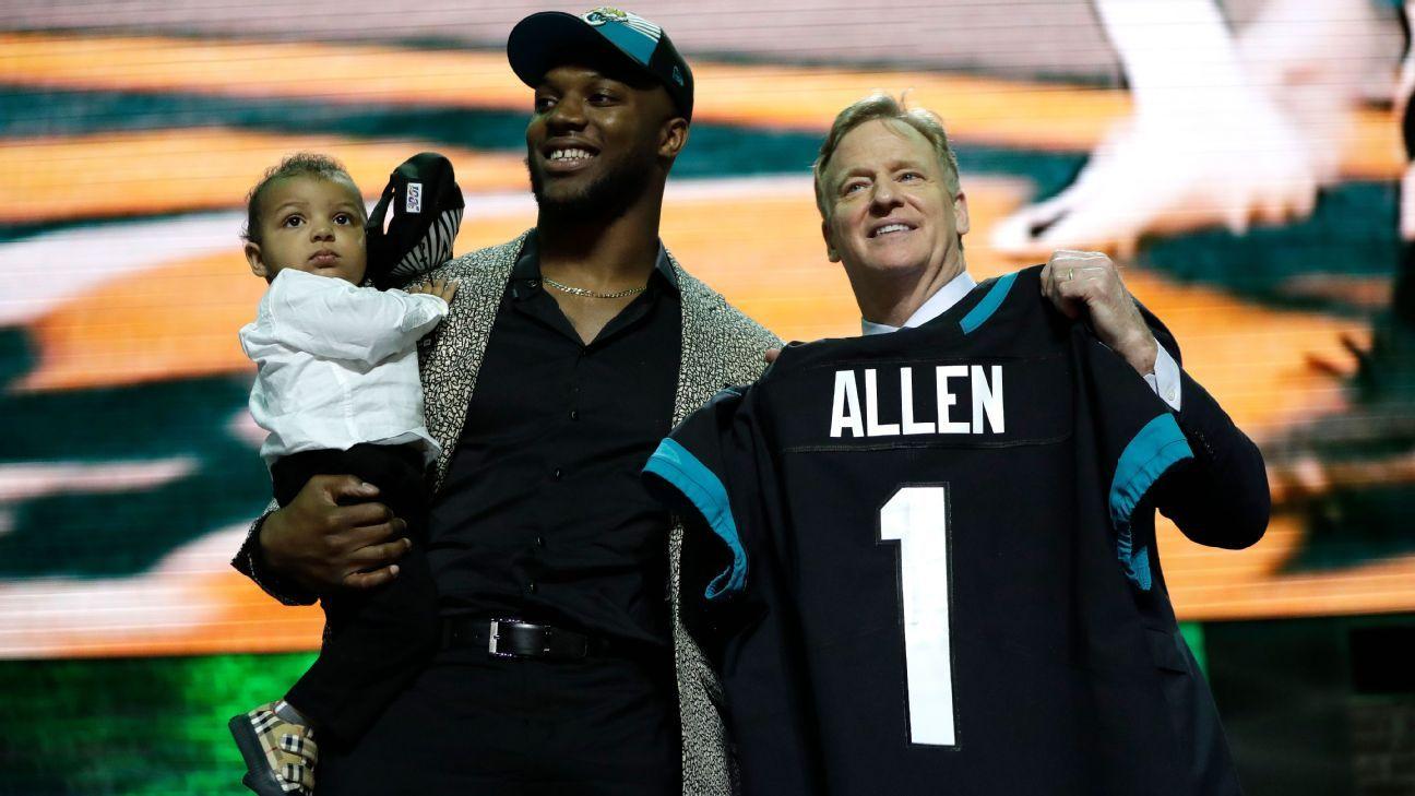 Josh Allen, LB, Jacksonville Jaguars