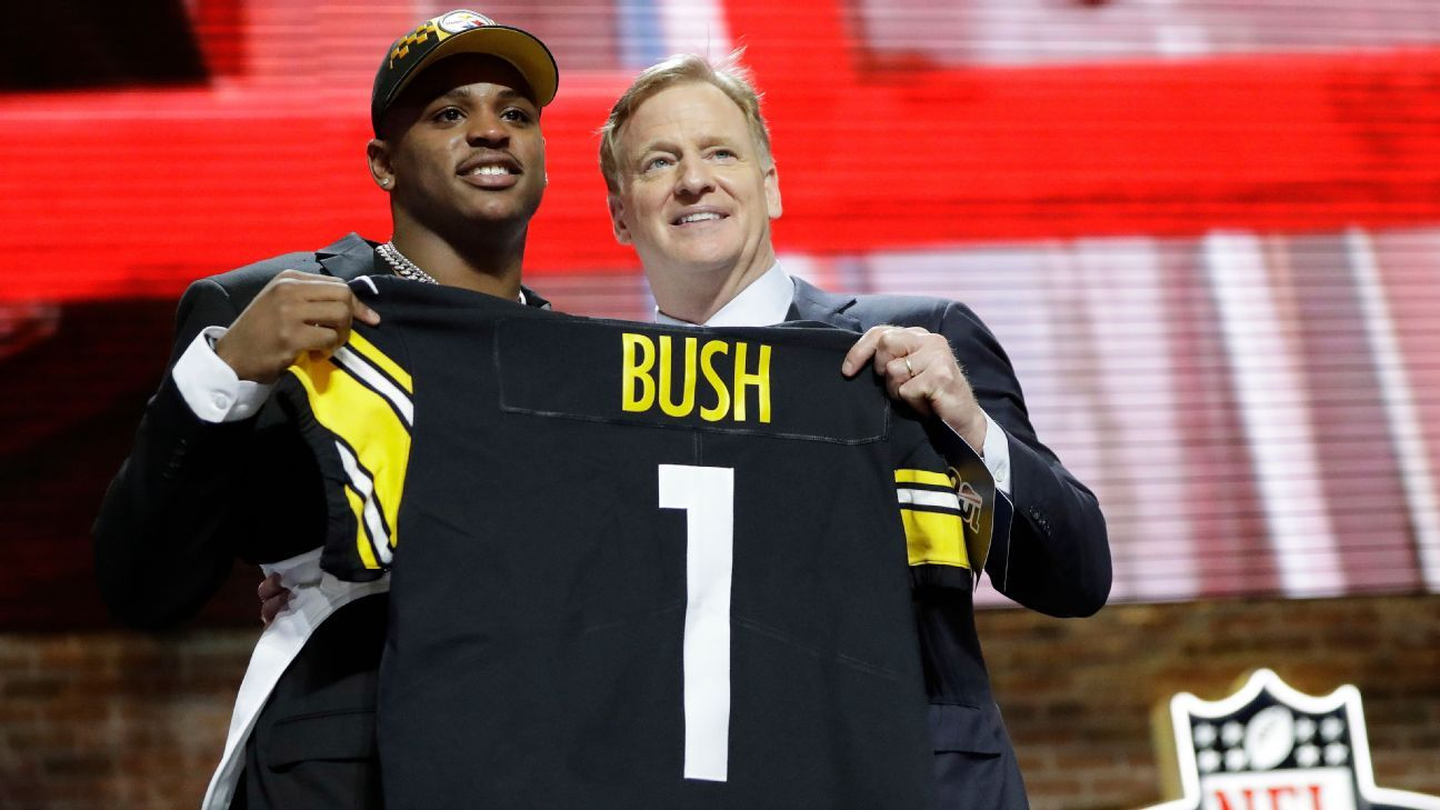 Devin Bush, LB, Pittsburgh Steelers
