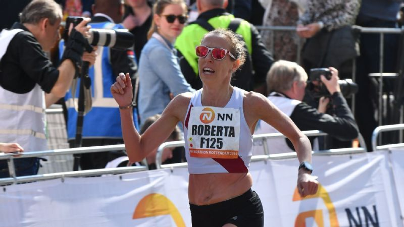 266d5b1aa3 The remarkable story of 41-year-old Olympic marathon hopeful Roberta Groner