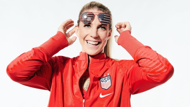 ff7e319c28a Julie Ertz is the ass-kicker of the U.S. women's national team