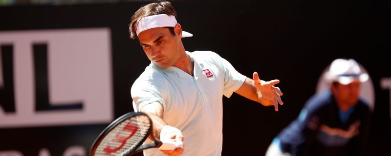 8e25e0d00848b Federer pulls out of Italian Open with leg injury