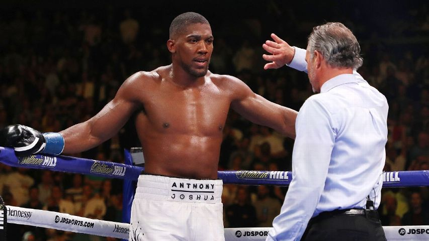 Pound For Pound Rankings One Heavyweight Out One In