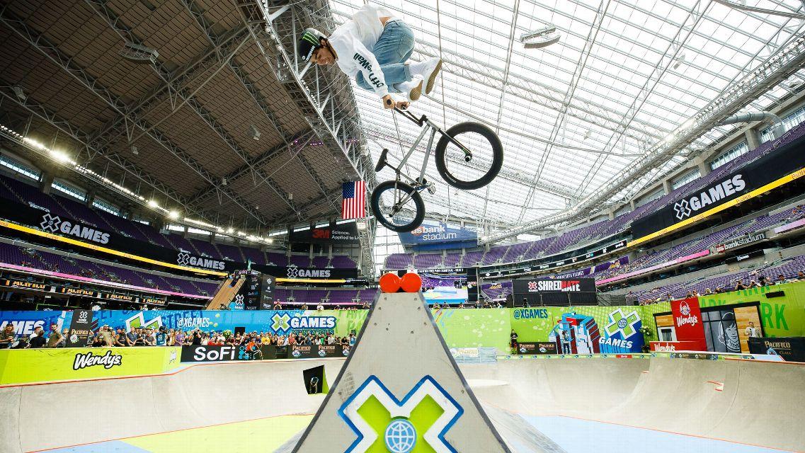 Minneapolis - X Games