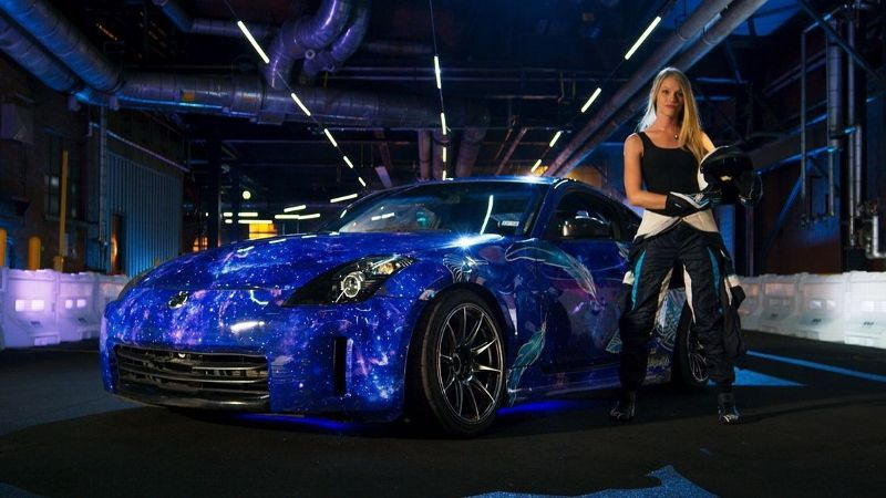 Why I drift -- motorsport driver Brittany Williams on