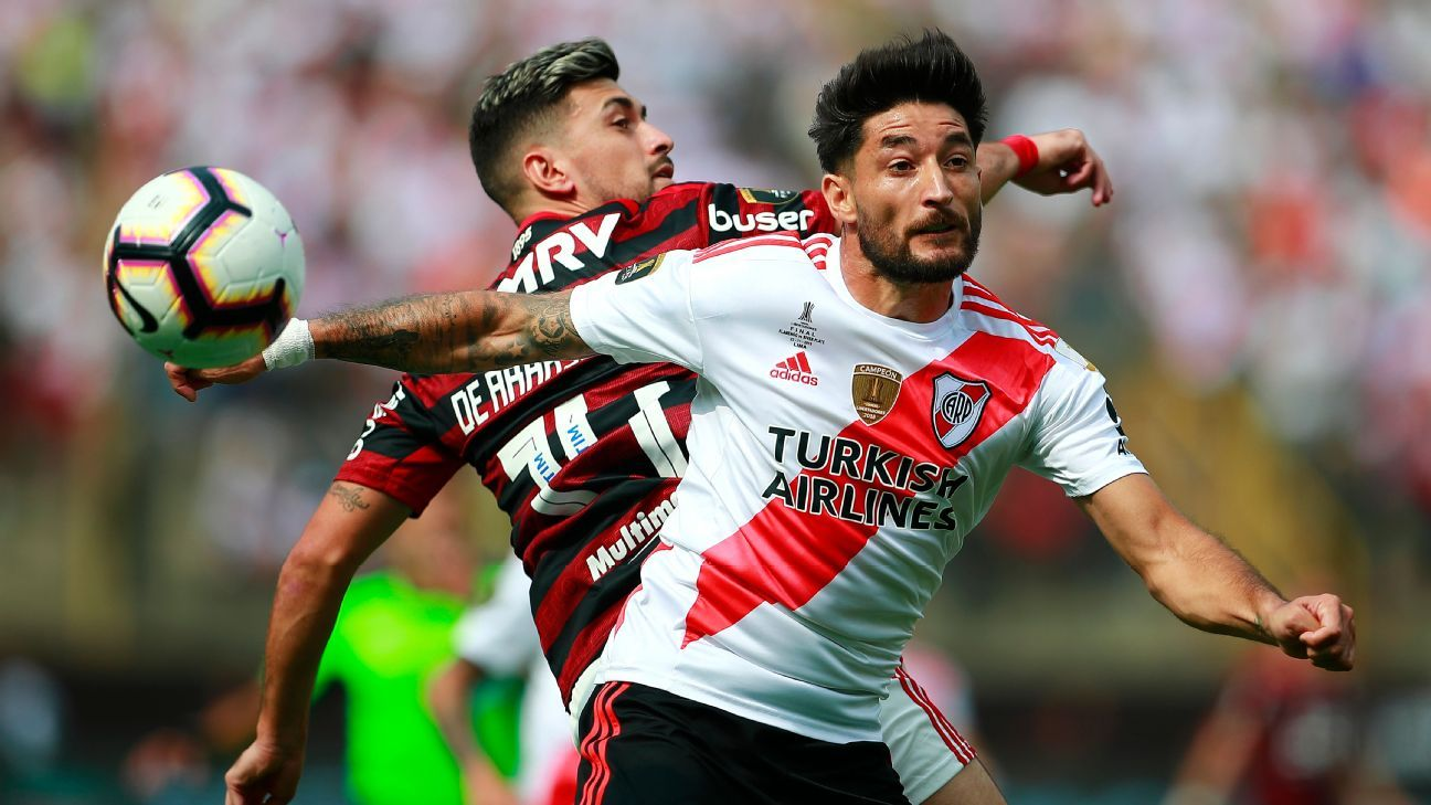 River Plate vs. Flamengo