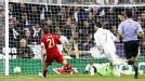 Cristiano Ronaldo beats Manuel Neuer for a second time to put Real Madrid in command.