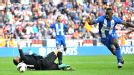 Kevin Mirallas goes down