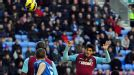 James Tomkins goal