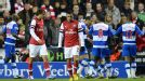 Arsenal woe v Reading