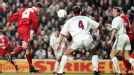 Jamie Carragher debut
