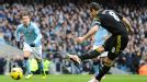 Frank Lampard penalty miss v City