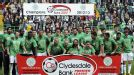 Celtic win Scottish title