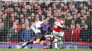 Gunners shoot down Reds