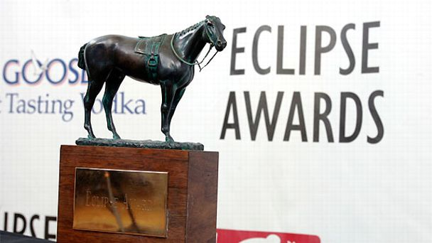 Eclipse Awards tophy