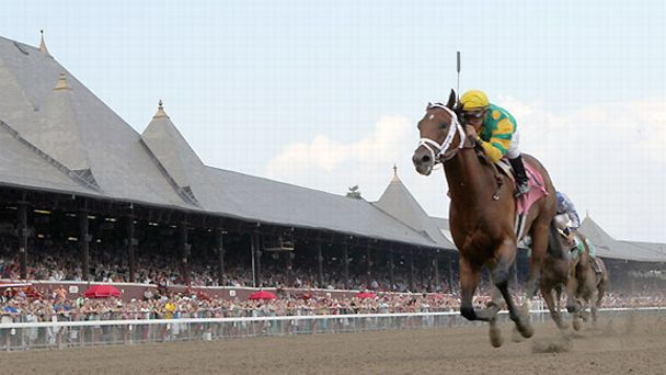 If leg problems are behind Palace Malice, he could be a factor in the race to the Triple Crown.